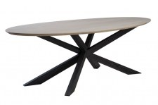 Table ovale 220cm Infinity